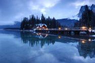 Emerald Lake, Joho NP. Canada
