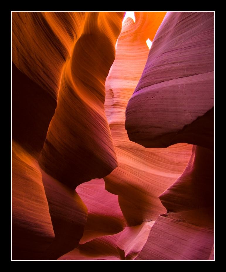 Slot Canyon, USA