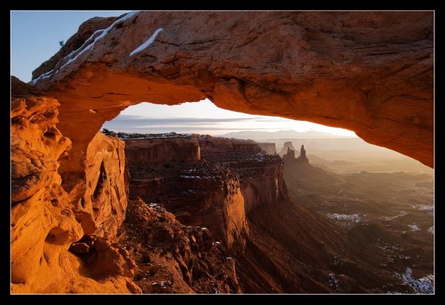 Canyonlands 2 (Mesa Arch) sdf