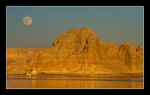 Glen canyon NRA. den anden største menneske skabt sø i USA