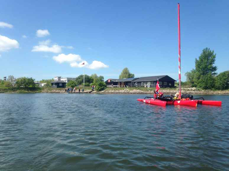 Farvel til Guldborgsund Kajakklub / Goodbye to Guldborgsund Kayak club