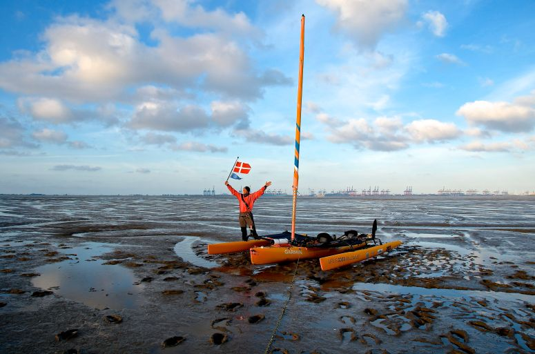 The king of the Wadden Sea